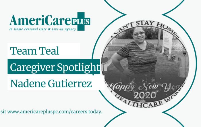 Caregiver Spotlight - Tomeka Johnson